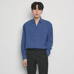 M6617 open cara shirts navy
