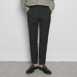 M3421 basic slacks black