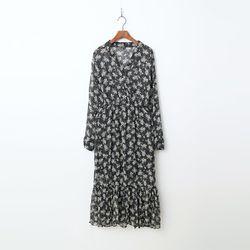 Hanna Chiffon Long Dress