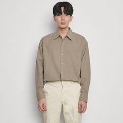 M3312 RU rinen shirts khaki