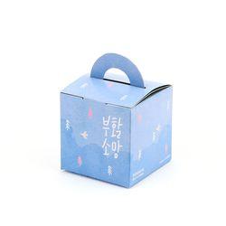 그레이스벨 부활절 1구 손잡이박스(10매)자연614