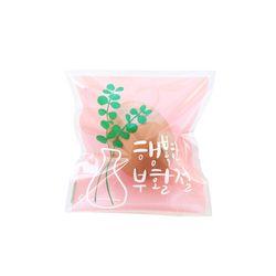 그레이스벨 부활절 1구 접착식비닐(30매)꽃병130