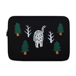 숲속의왕 (15인치) 노트북파우치