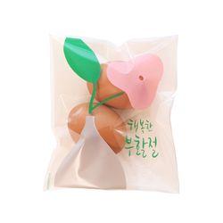그레이스벨 부활절 2구 접착식비닐(30매)아이보리414