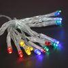 LED 전구(건전지용) 백색or 칼라