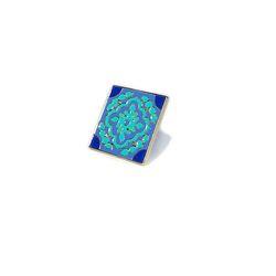 [키치쥬얼리] 레트로 패턴 뱃지 시리즈 12