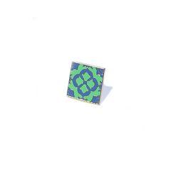 [키치쥬얼리] 레트로 패턴 뱃지 시리즈 5