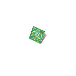 [키치쥬얼리] 레트로 패턴 뱃지 시리즈 3