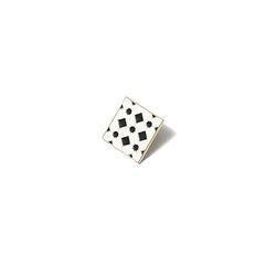 [키치쥬얼리] 레트로 패턴 뱃지 시리즈 2