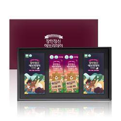 선물세트 면역플러스(스틱) 2박스x브리드 2박스