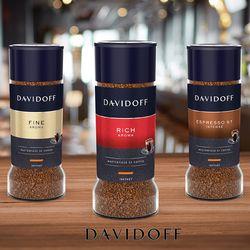 다비도프 카페이탈로 인스턴트 커피 모음