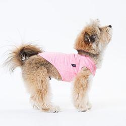네온 슬라브 포켓 나시 (핑크)