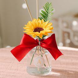황금꽃 해바라기 리본디퓨저 -향9종