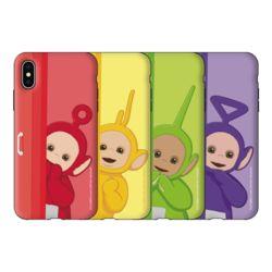 LG시리즈 G5 G6 텔레토비 까꿍 아머 스마트폰 케이스