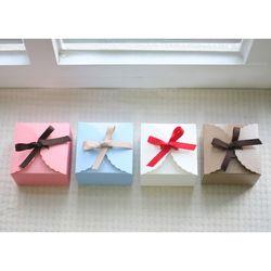 레이스 컬러박스(S) - 핑크