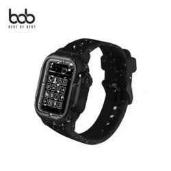 bob 애플워치 4/5세대 워터프루프 방수 범퍼+스트랩