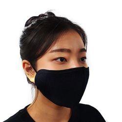 보띠랑스 와이드 빨아쓰는 순면 얇은 마스크 편한 Mask