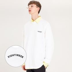 Arch Logo Sleeve (white)
