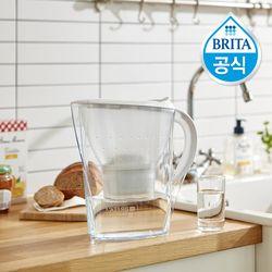 [무료배송] 브리타 마렐라쿨 2.4L 화이트 +필터 1개월분 (기본구성)