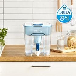 [무료배송] 브리타 플로우 8.2L +필터 1개월분 (기본구성)