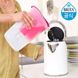[무료배송] 브리타 펀 1.5L 핑크 +필터 1개월분 (기본구성)