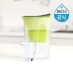 [무료배송] 브리타 펀 1.5L 라임 +필터 1개월분 (기본구성)
