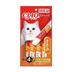 CIAO 츄루스틱 (닭가슴살) 14gx4개입 (pt)