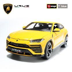 브라고 1:18 람보르기니 우르스 Yellow 키덜트 자동차장난감
