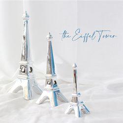 실버 모던 에펠탑 small