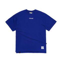 FRAME OVERSIZED T-SHIRTS BLUE