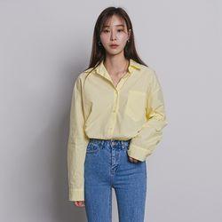 W1132 DS-VA shirts yellow