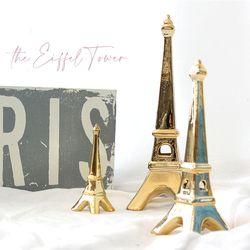 골드 모던 에펠탑 small