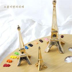 골드 모던 에펠탑 large