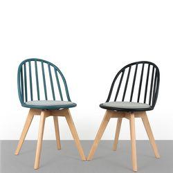 Coil 코일 디자인 의자