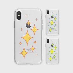 반짝반짝 젤 아이폰 투명 케이스 가성비헤드폰 LGQ6