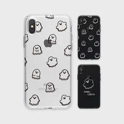 스푸키 쿠키 휴대폰 투명 케이스 아이폰6 아이폰쇼핑몰