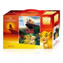 디즈니 라이온킹 새로운 시작 가방 직소퍼즐 300피스