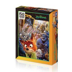 디즈니 주토피아 직소퍼즐 150피스