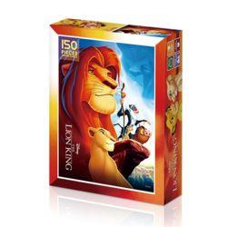 디즈니 라이온 킹 직소퍼즐 150피스