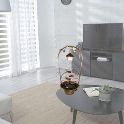 실내분수대 가습분수 이앤B039 조명분수 자연가습 공기정화