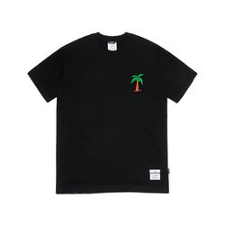 SMOKE BEAR T-SHIRTS BLACK