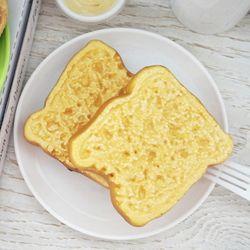 모형 허니 식빵
