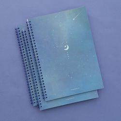 모모팝 그리드 달달 노트(B5) 3권세트