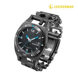 Leatherman Tread Tempo 멀티툴 시계블랙