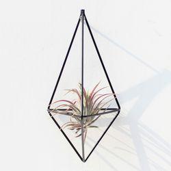 틸란 프레임 벽걸이(블랙) 10.5cm x 21cm이오난사