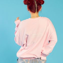 NEONDUST 20SP Sweat Shirt - PINK