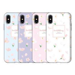 LG G5 G6 감성 체리블라썸 벚꽃 아머 스마트폰 케이스