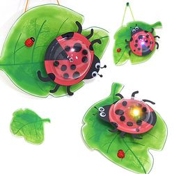 만들기 무당벌레 조명등 (5set)