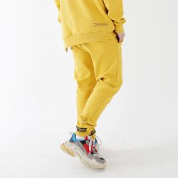 EASY String Pants Yellow