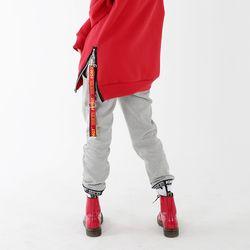 EASY String Pants Gray